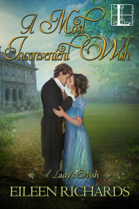 Book Cover: A Most Inconvenient Wish