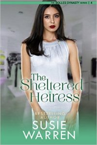 Cover Reveal: Susie Warren's The Sheltered Heiress