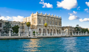 Dohlmabahce Palace